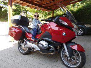 Spring derusting – motorcycling training